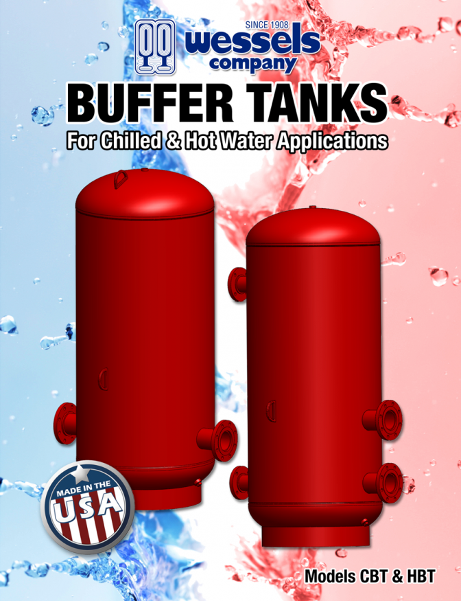 Wessels Buffer Tank Brochure