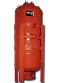 Fire Shock Tank
