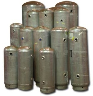 Compression tanks