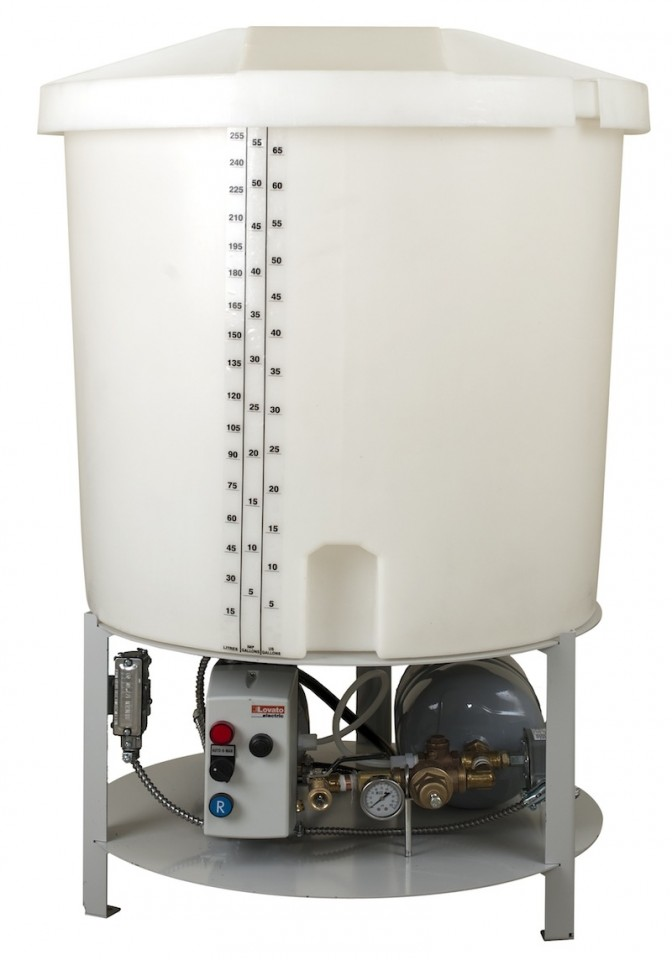 Glycol Makeup Packages Wessels Company