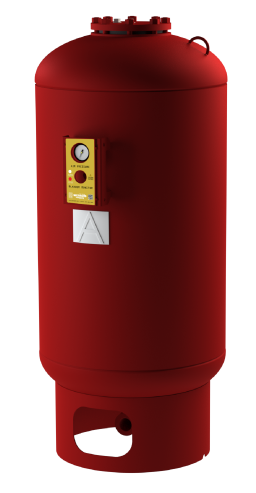 Expansion Tanks for Cold & Hot Water Systems | Wessels Company