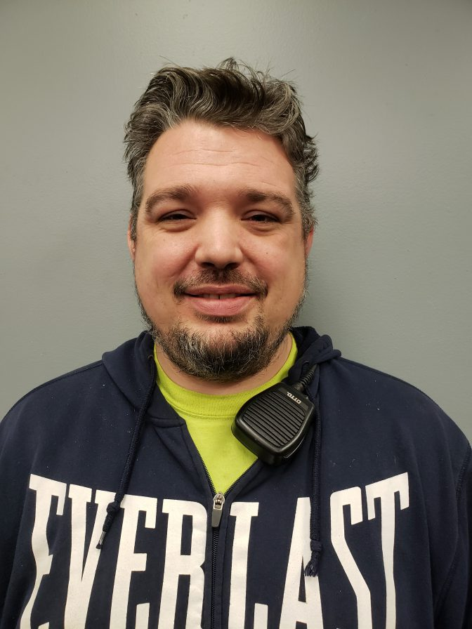 February Employee Feature for David Shirrell.
